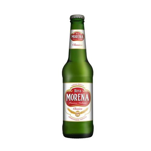 Morena Classica CL 33 cassa da 24 PZ – 4,6 % alc. vol. - Birra Lager