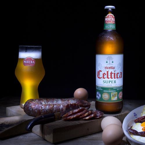 Celtica Super 33cl cassa da 12 pz - 7,2 % alc. vol. - Craft Beer