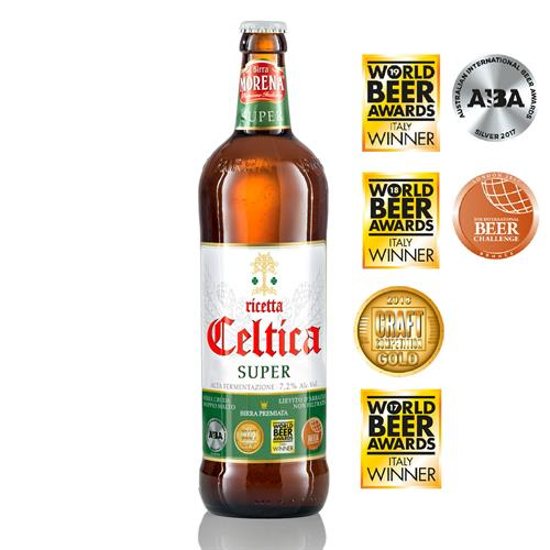 Celtica Super 75cl - 7,2 % alc. vol. - Craft Beer
