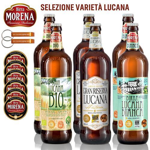 SELEZIONE VARIETA' LUCANA - Birra Morena -