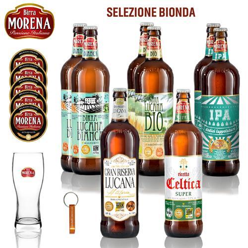 SELEZIONE BIONDA - Birra Morena -