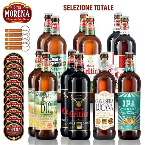 SELEZIONE TOTALE - Birra Morena -
