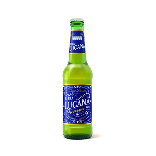 Birra LUCANA CL 33 cassa da 24 pz - 4,8% alc. vol. -  Malto Lucano - Premium Beer -