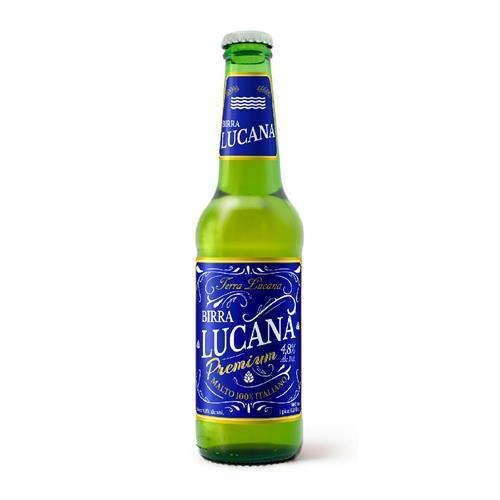 Birra LUCANA CL 66 cassa da 15 pz - Malto Lucano - Premium Beer -