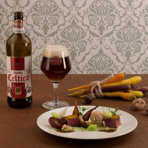 Celtica Scotch Ale 75cl - 7,6 % alc. vol. - Craft Beer