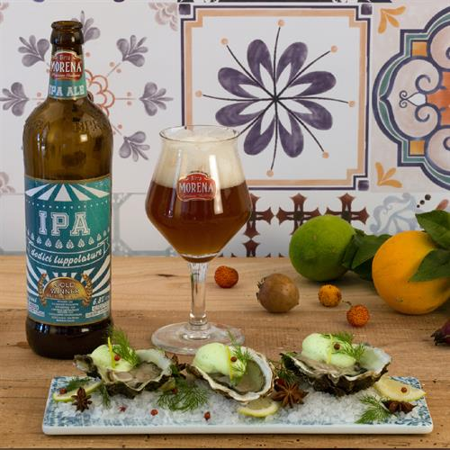 IPA Ale 75cl - 6,8 % alc. vol. - Craft Beer
